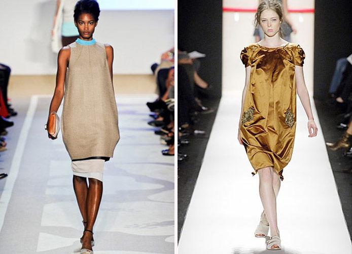 Как шить платья с мешками