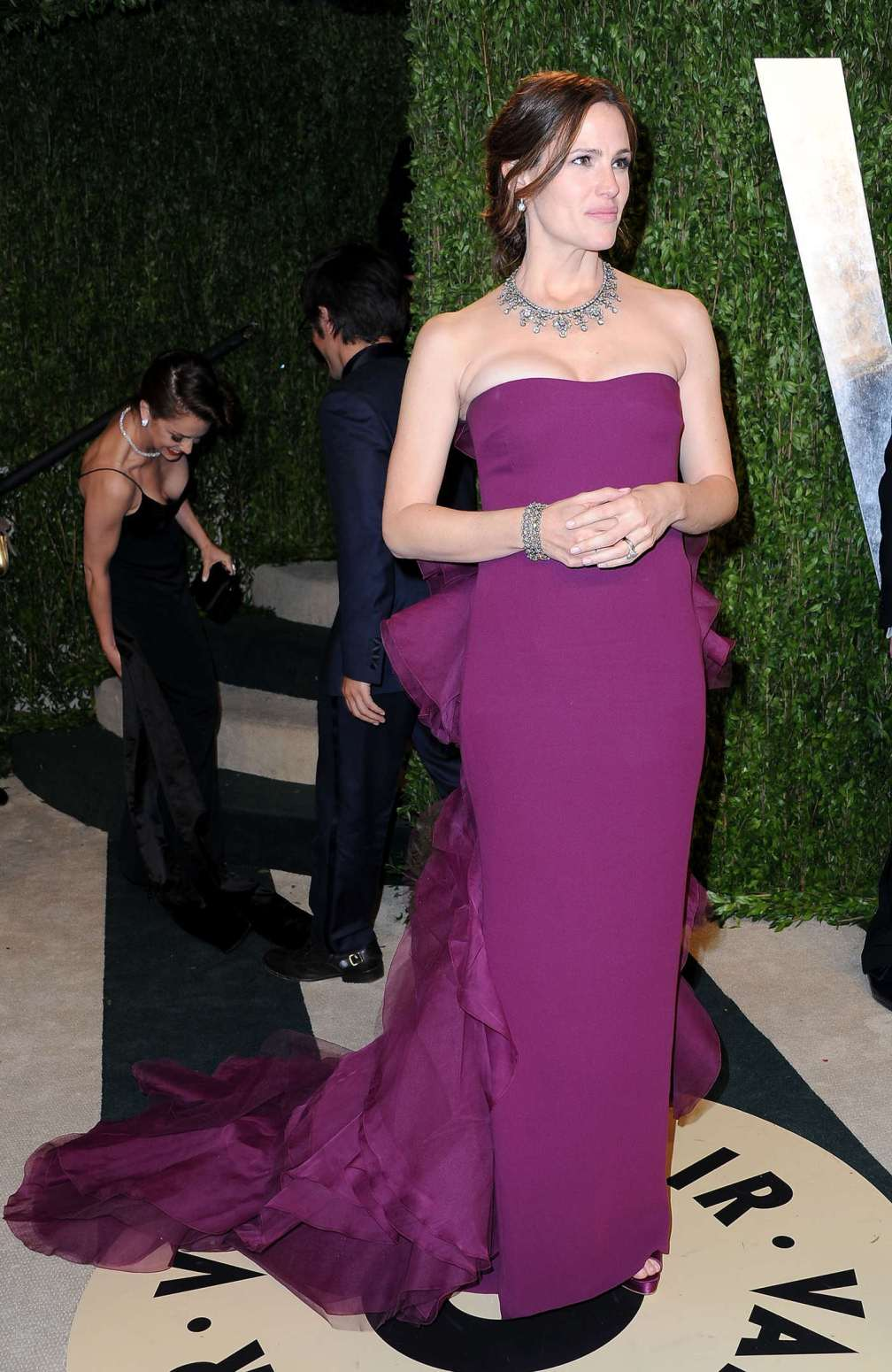beautiful-dress-Jennifer-Garner