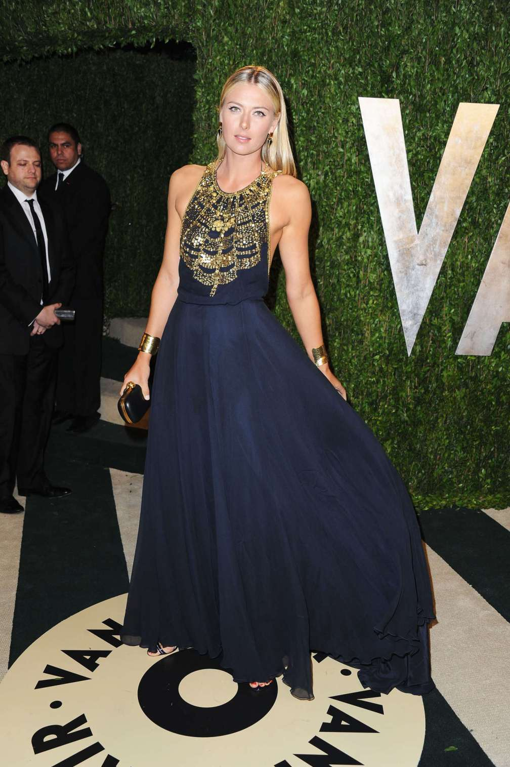 beautiful-dress-Maria-Sharapova-2