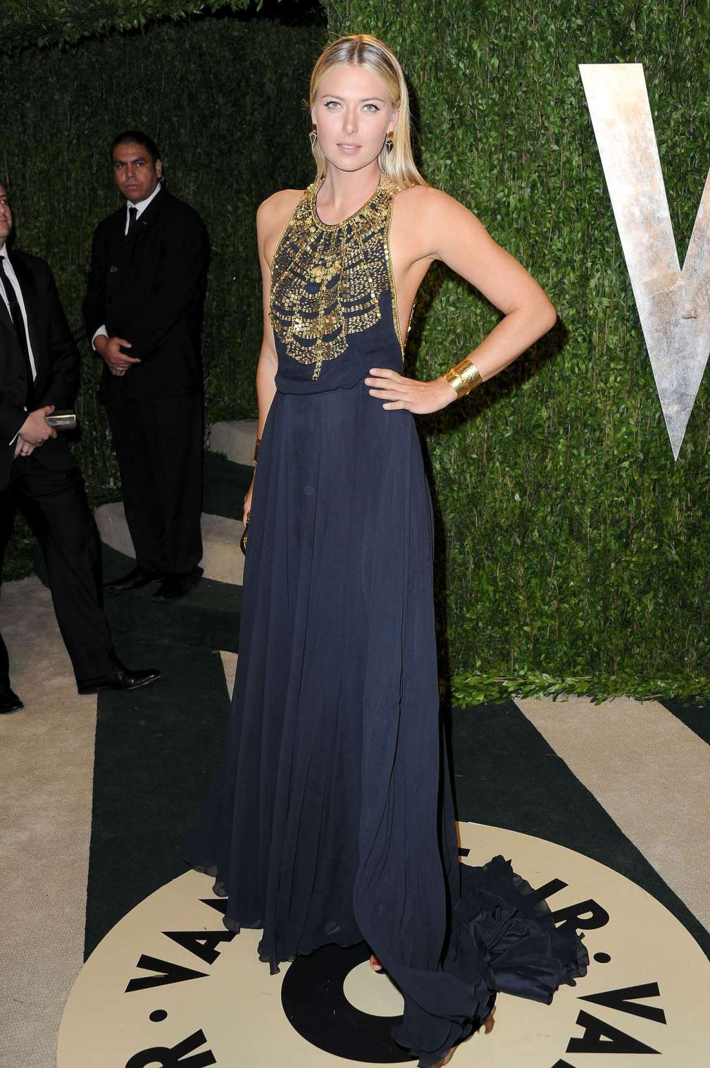 beautiful-dress-Maria-Sharapova