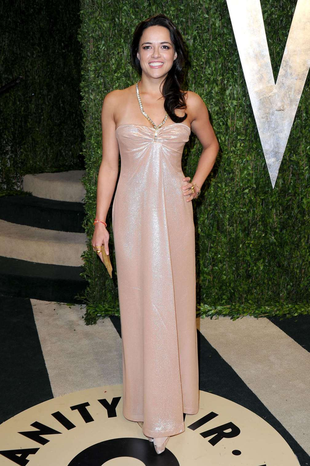beautiful-dress-Michelle-Rodriguez