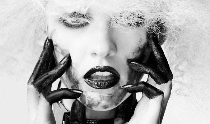 Коррекция формы лица с помощью косметики