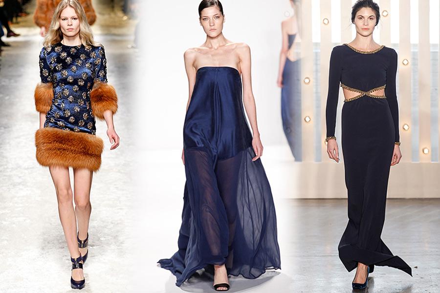 Самые красивые фасоны платьев
