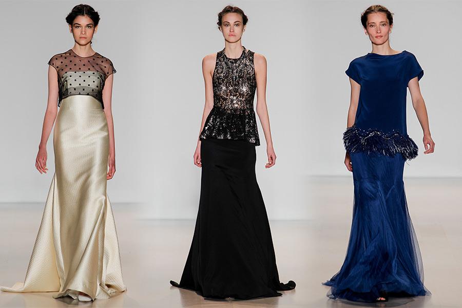 28d19d08a276cbe Длинные вечерние платья модных дизайнеров - Модадром