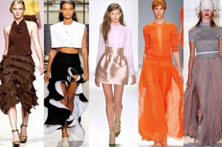 c033c217a22 Модные летние юбки 2015 года  обзор и фото