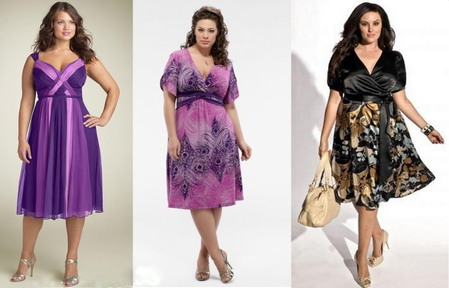 Супер платья для полных