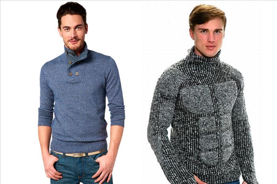 Мужские свитера фото 9
