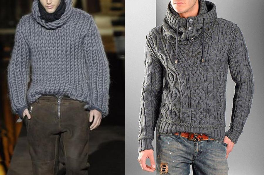 Мужские свитера фото 3