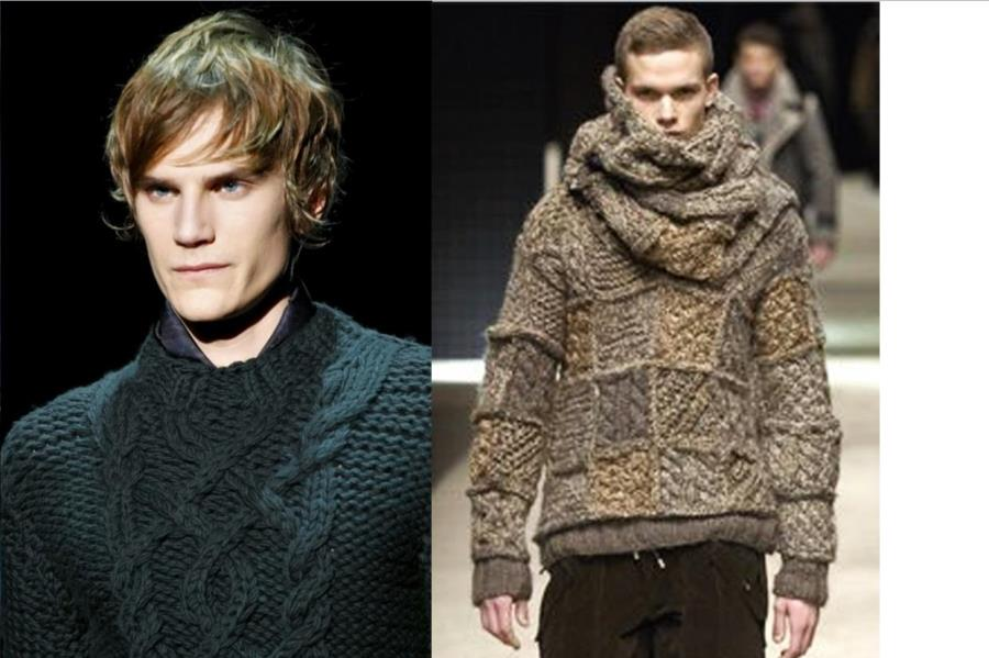 Мужские свитера фото 4