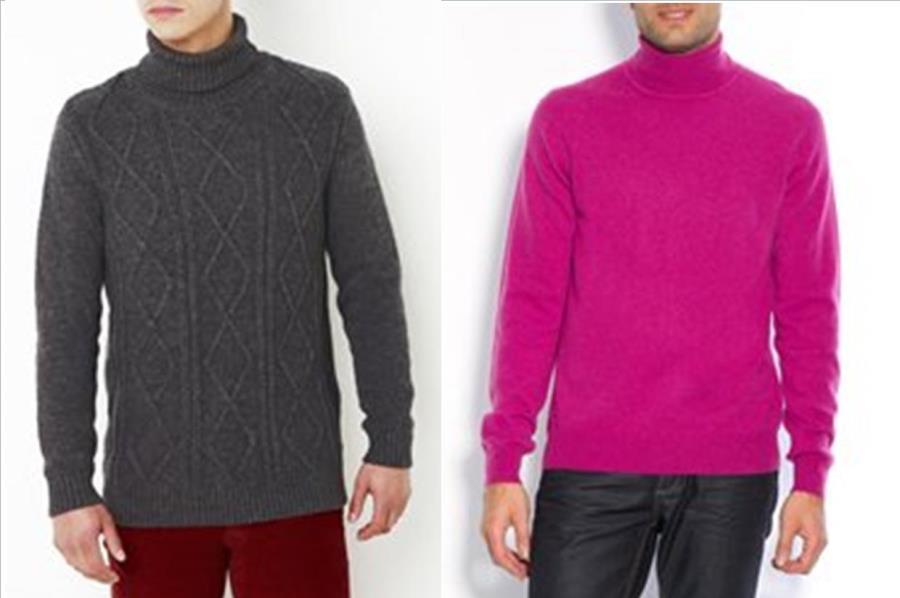 Мужские свитера фото 1
