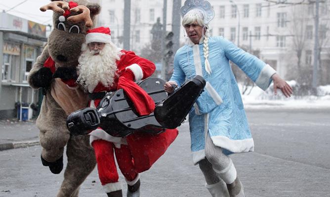 Новогодний Фильм Друзья Друзей