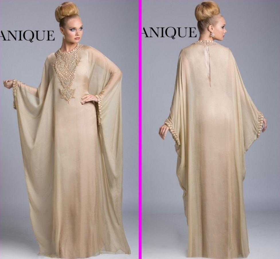 Абайя — стильный элемент женского гардероба