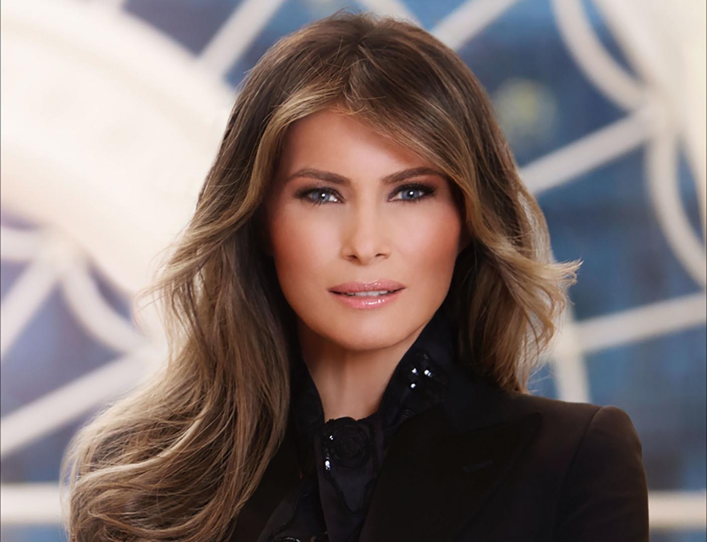 Мелания Трамп — стиль самой модной первой леди