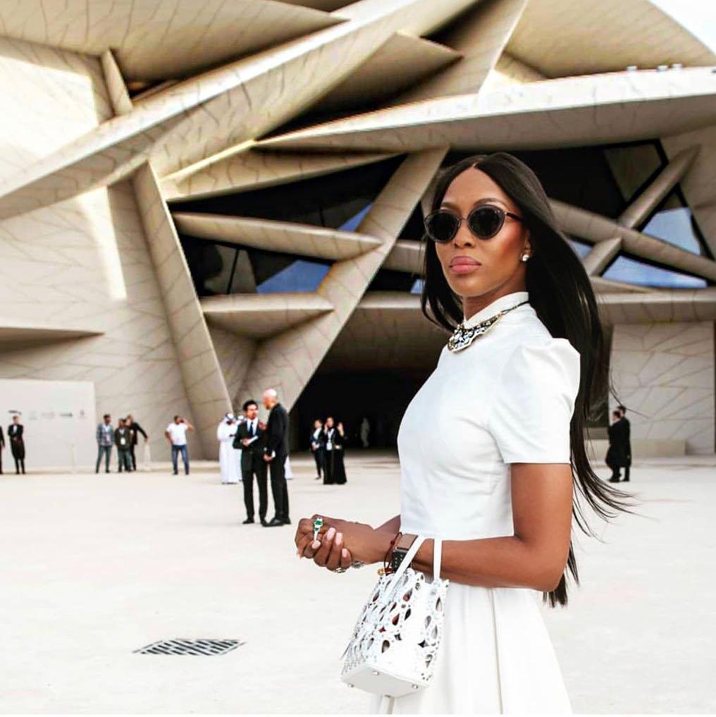 Наоми Кэмпбелл — «мантры о моде и красоте» из жизни иконы стиля