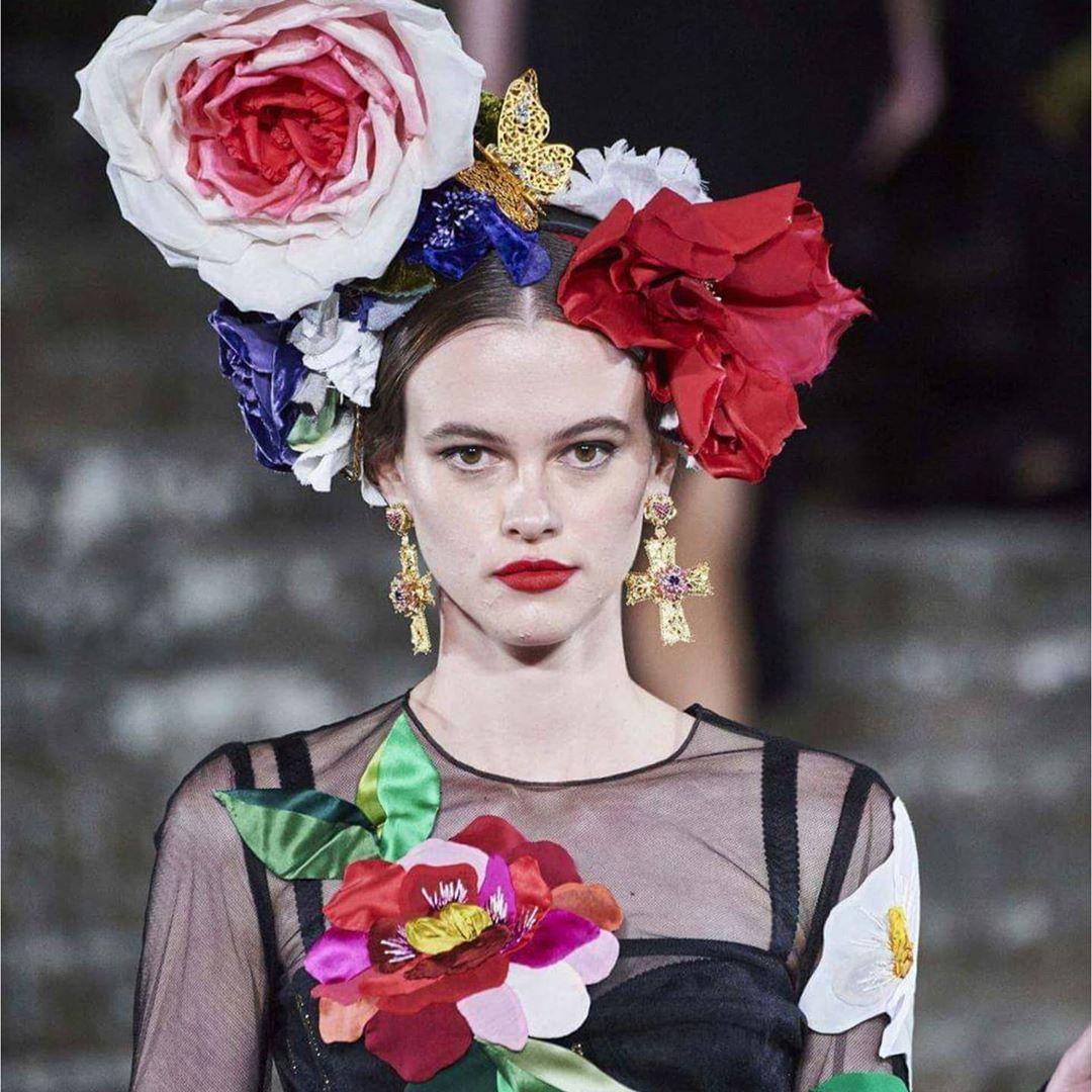 Dolce & Gabbana Alta Moda — цветочная магия
