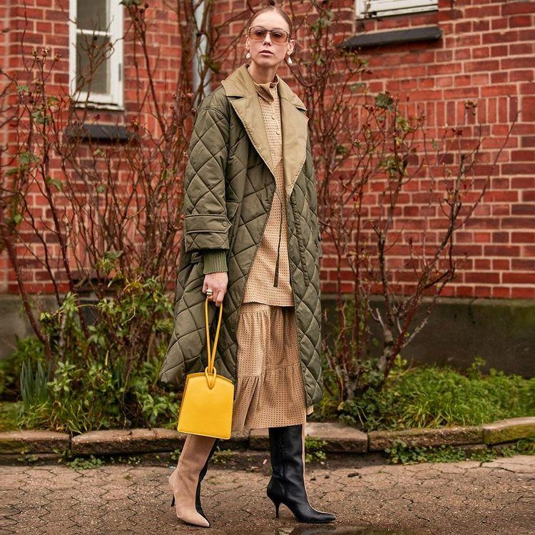 Переходим к весне по модной схеме