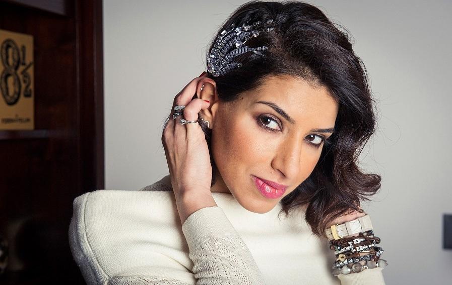 Арабская принцесса и икона стиля — Дина Абдулазиз аль Сауд