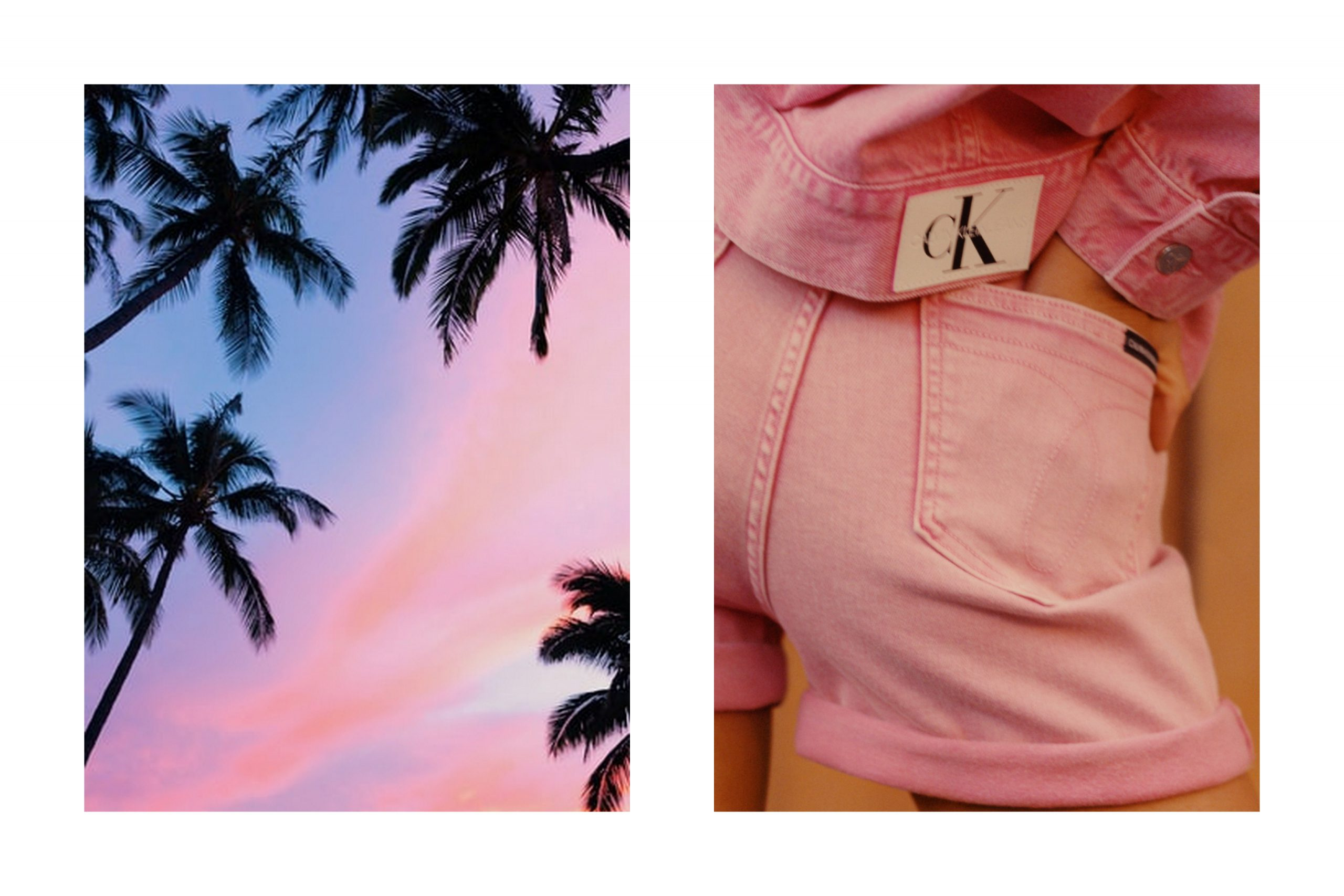 Провокационная одежда или мятежная нежность Calvin Klein